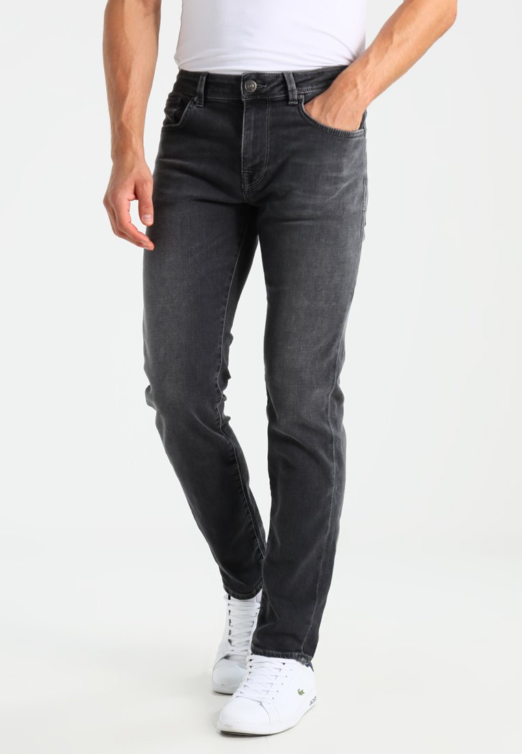 Selected Homme - SHNSLIM LEON - Vaqueros slim fit - grey