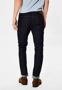 Selected Homme - Jean slim - dark blue - 2