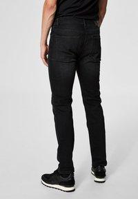 Selected Homme - Jean slim - black - 2