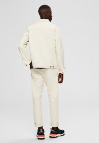 Selected Homme - Jeansy Straight Leg - white denim - 2