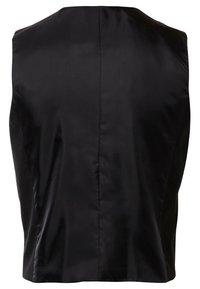 Selected Homme - Gilet elegante - black - 1
