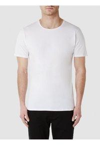 Selected Homme - Camiseta básica - white - 0