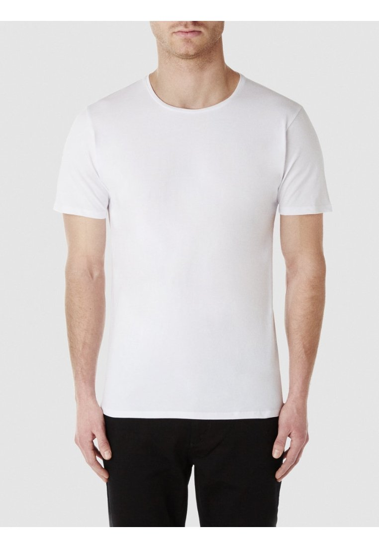 Selected Homme - Camiseta básica - white