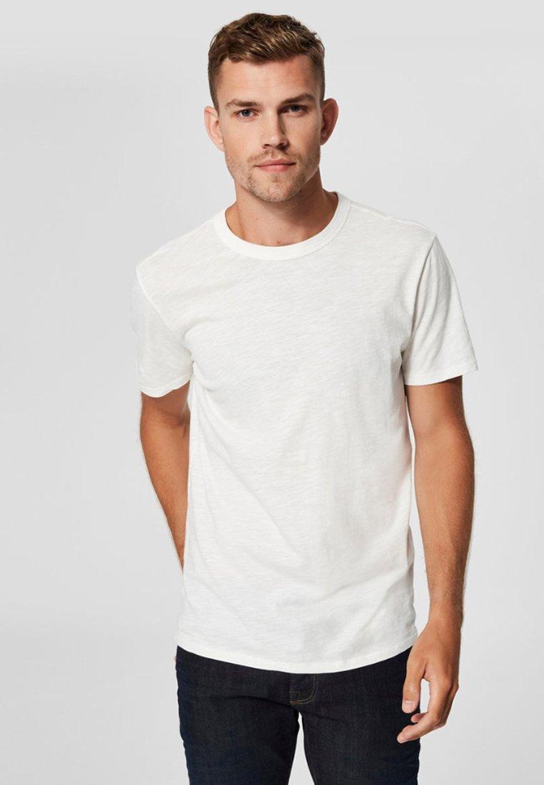 Selected Homme - SHHBEN - T-Shirt basic - white