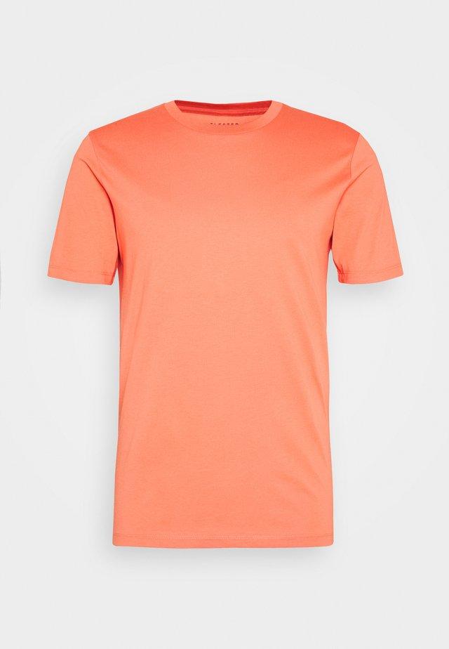 SHDTHEPERFECT  - T-Shirt basic - coral