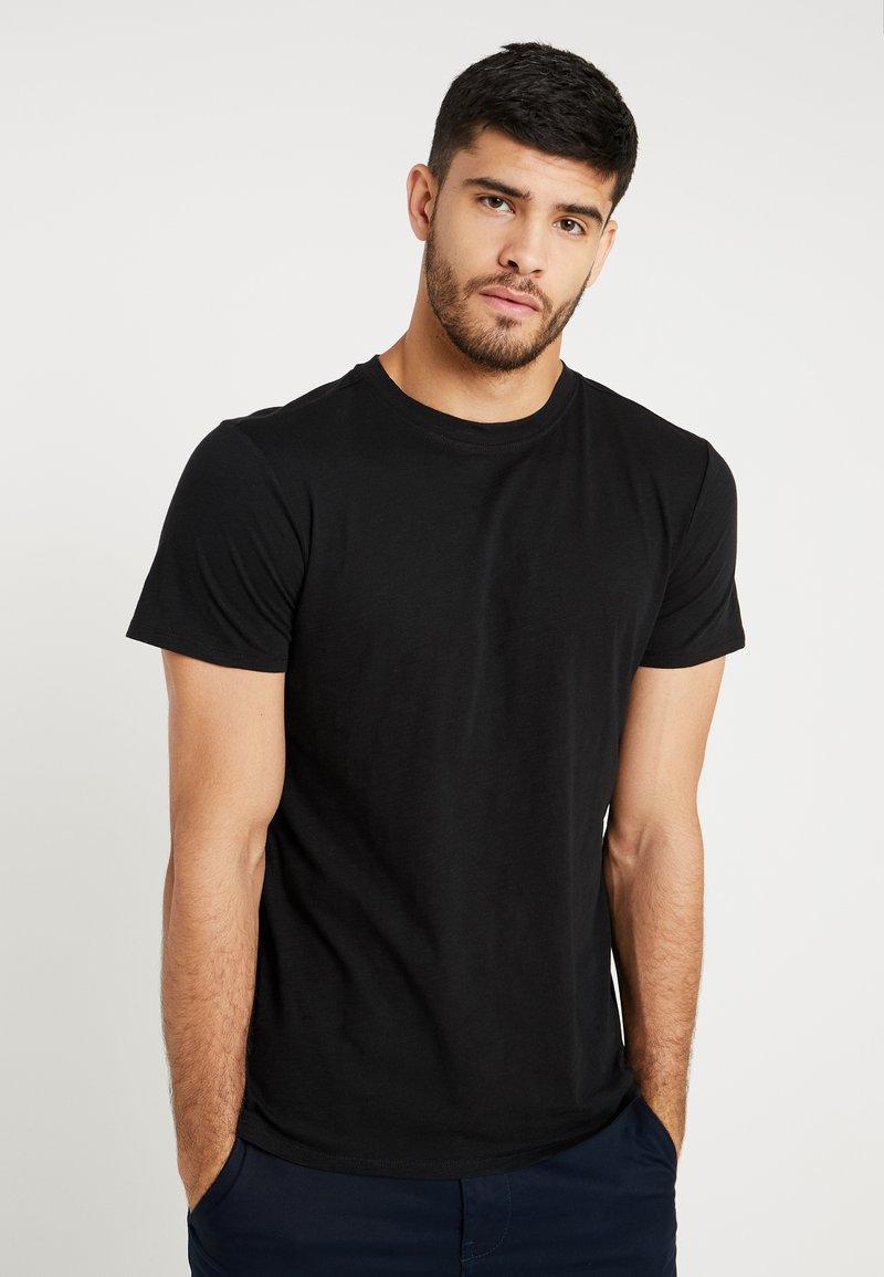 Selected Homme - SLHBEN  - Basic T-shirt - black