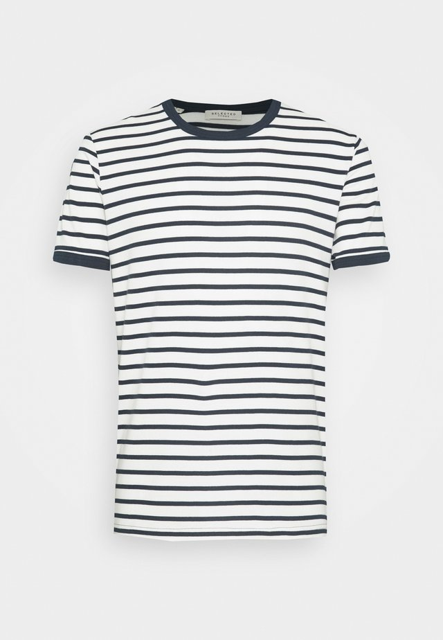 SLHMELROSE  - T-Shirt print - sky captain