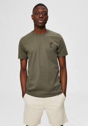 Basic T-shirt - beetle