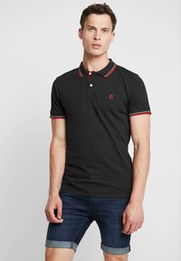 Selected Homme - SHHNEWSEASON - Polo shirt - black - 0