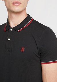 Selected Homme - SHHNEWSEASON - Polo shirt - black - 4