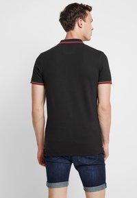 Selected Homme - SHHNEWSEASON - Polo shirt - black - 2