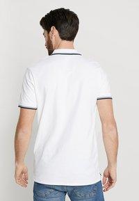 Selected Homme - SLHNEWSEASON - Pikeepaita - bright white - 2