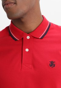 Selected Homme - SLHNEWSEASON  - Poloshirt - true red - 5