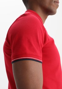 Selected Homme - SLHNEWSEASON  - Poloshirt - true red - 3