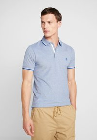 Selected Homme - SLHTWIST  - Polotričko - limoges twisted with egret - 0