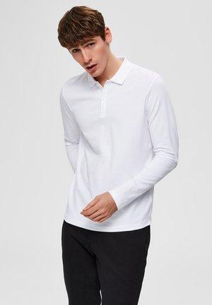 SLHMILANO - Koszulka polo - bright white