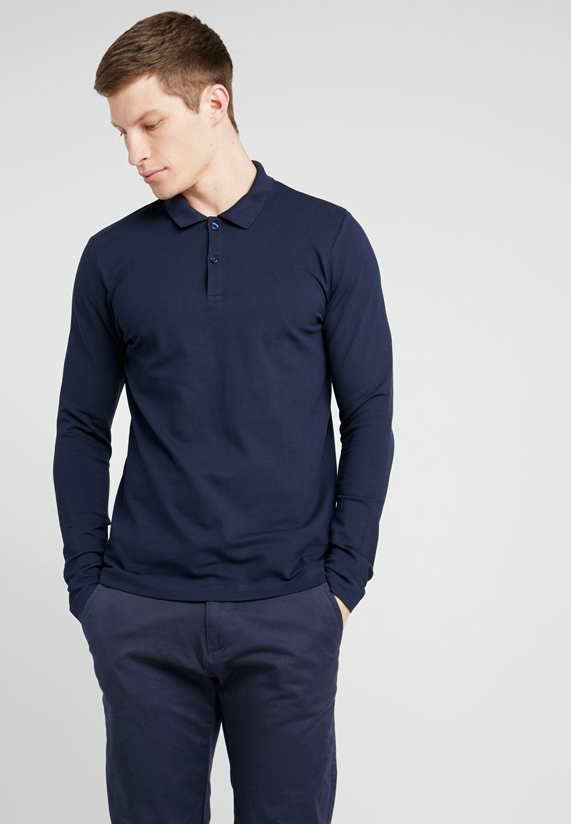 Selected Homme - SLHMILANO - Polo shirt - dark sapphire