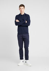 Selected Homme - SLHMILANO - Polo shirt - dark sapphire - 1
