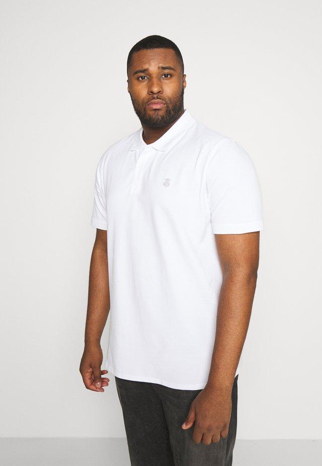 SLHARO - Koszulka polo - bright white