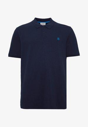 SLHARO - Polo shirt - peacoat