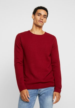 SLHROCKY  - Jersey de punto - rhubarb