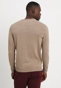 Selected Homme - SLHTOWER CREW NECK  - Trui - tuffet - 2