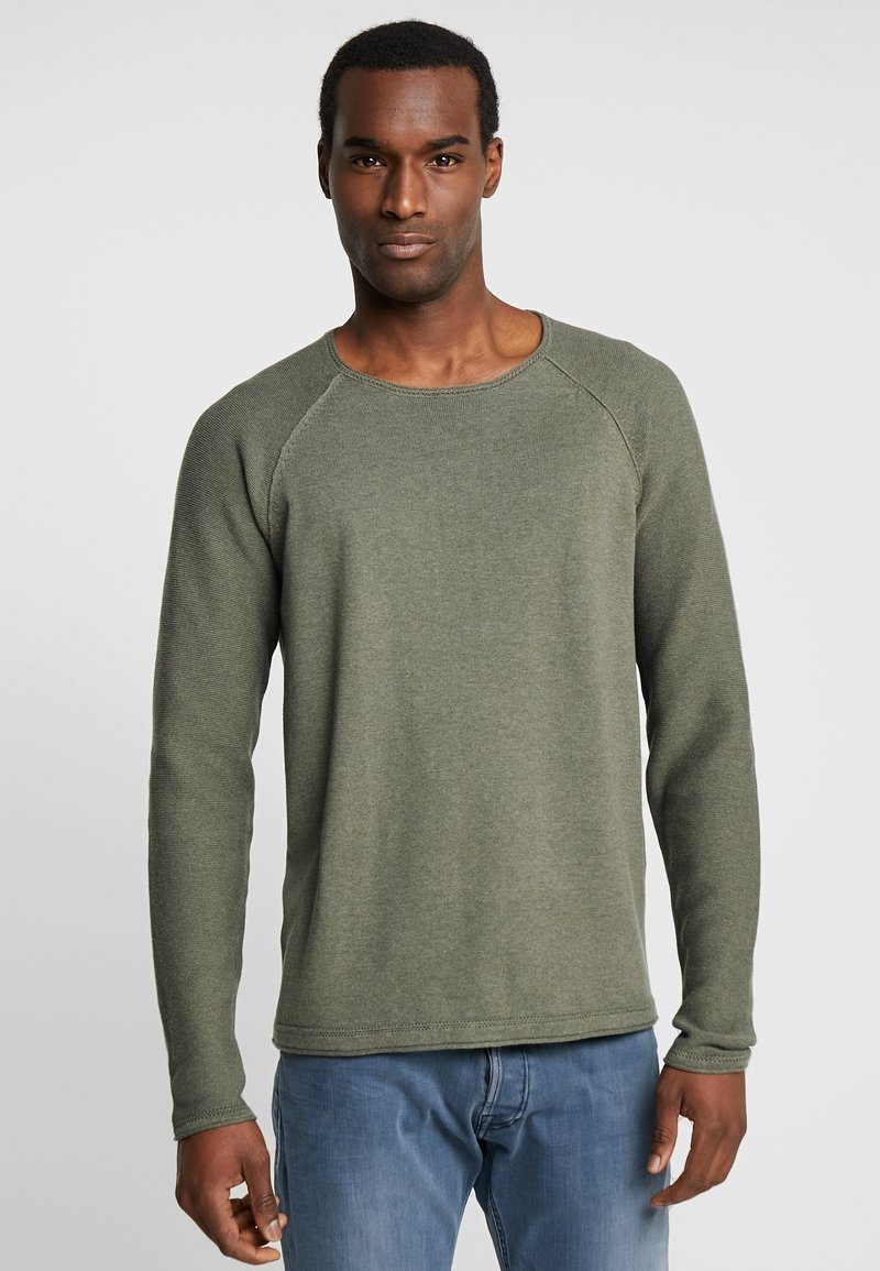 Selected Homme - Sweatshirt - khaki