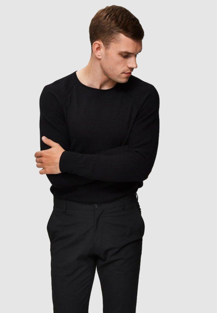 Selected Homme - Sweatshirt - black