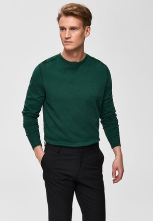 SLHDANIEL  - Jumper - dark green
