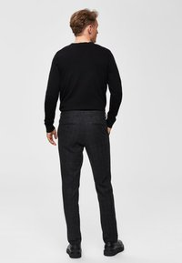 Selected Homme -  SLHDANIEL  - Trui - black - 2