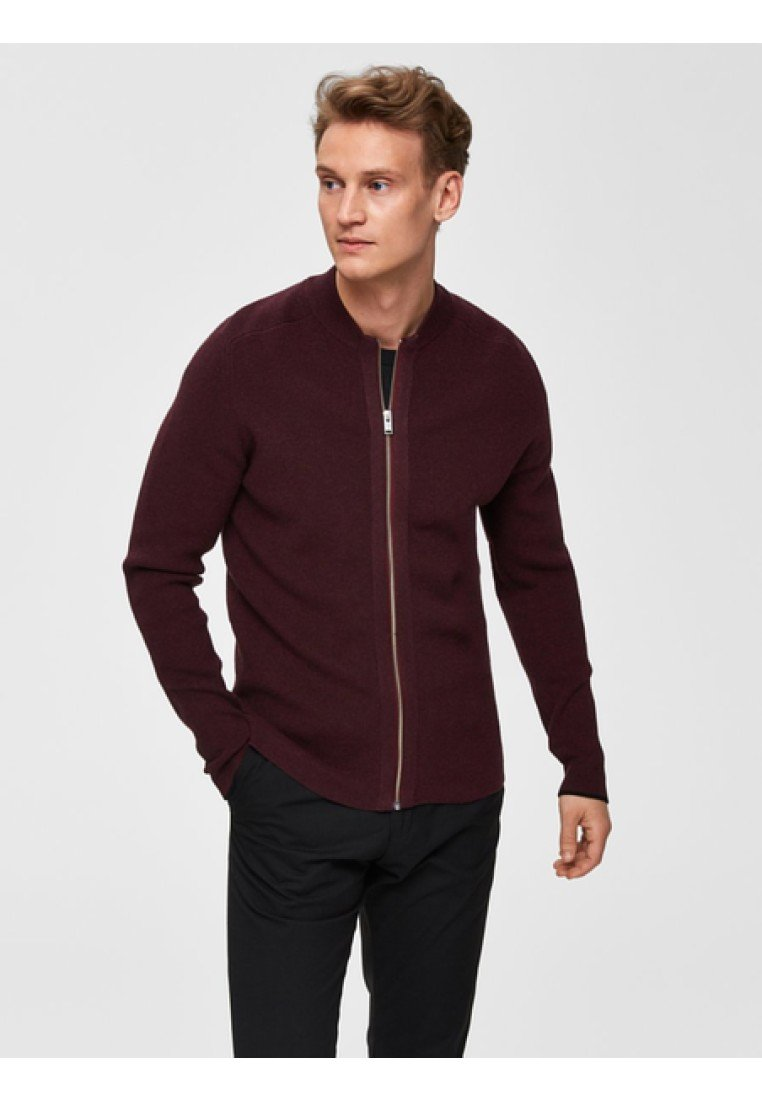 Selected Homme - Cardigan - port royale
