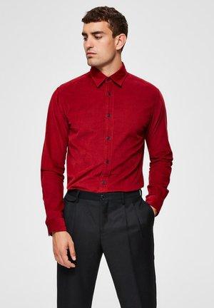 SLHREGCRAIG - Shirt - red
