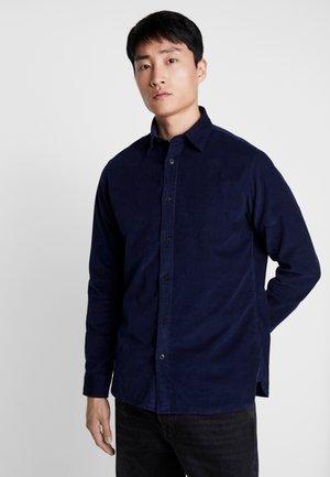 SLHREGCRAIG - Camisa - maritime blue