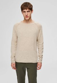 Selected Homme - Jumper - weiss (10) - 0
