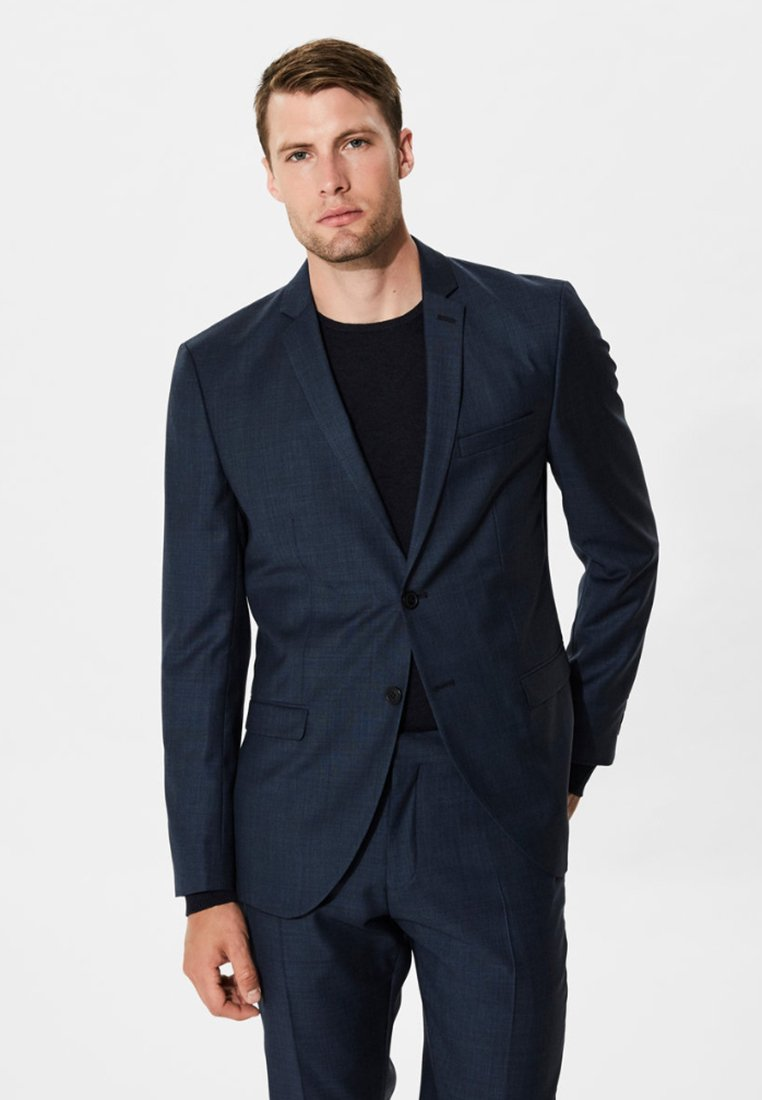 Selected Homme - Blazer - dark blue