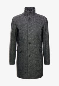 Selected Homme - SLHMOSTO - Classic coat - beluga/salt/pepper - 3