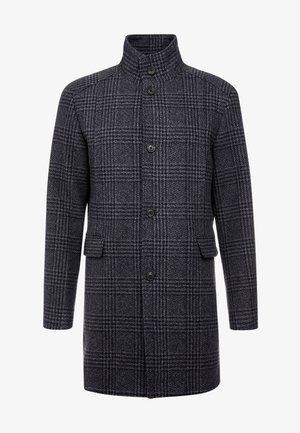 SLHMOSTO - Zimní kabát - dark navy/grey
