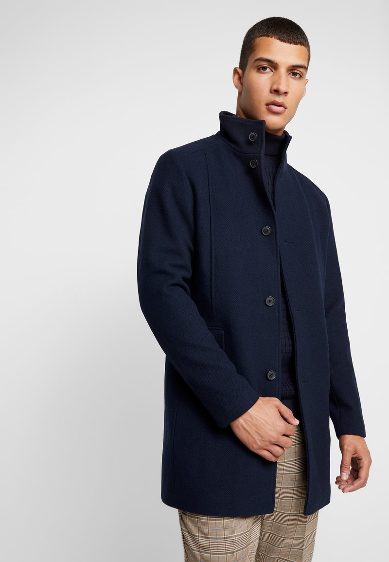 Selected Homme - SLHMOSTO COAT - Mantel - dark sapphire