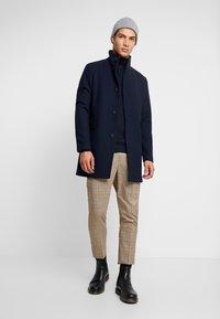 Selected Homme - SLHMOSTO COAT - Classic coat - dark sapphire - 1