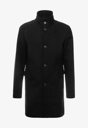 SLHMOSTO COAT - Cappotto classico - black