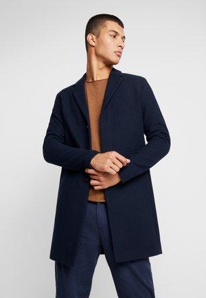 SLHBROVE COAT - Classic coat - dark sapphire