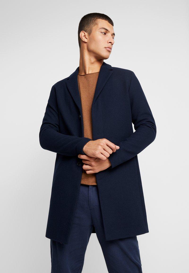 Selected Homme - SLHBROVE COAT - Cappotto classico - dark sapphire