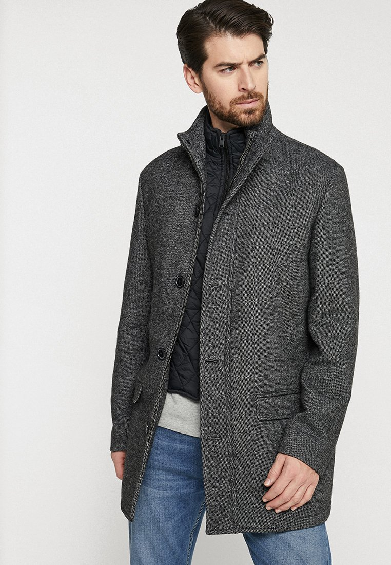 Selected Homme - SLHHANNOVER JACKET - Classic coat - dark sapphire