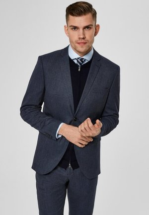 Blazer - dark navy