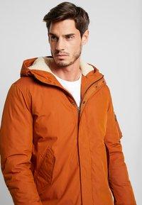 Selected Homme - SLHDAVID - Winter coat - caramel café - 3