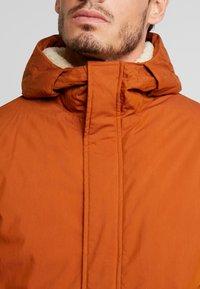 Selected Homme - SLHDAVID - Winter coat - caramel café - 5