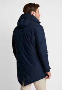 Selected Homme - SLHDAVID - Zimní kabát - dark sapphire - 2