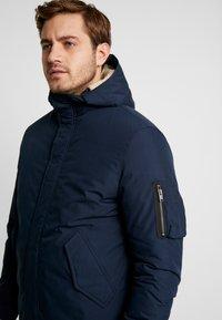 Selected Homme - SLHDAVID - Zimní kabát - dark sapphire - 3