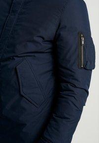 Selected Homme - SLHDAVID - Zimní kabát - dark sapphire - 5