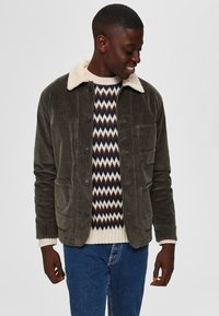 Selected Homme - Light jacket - green - 0